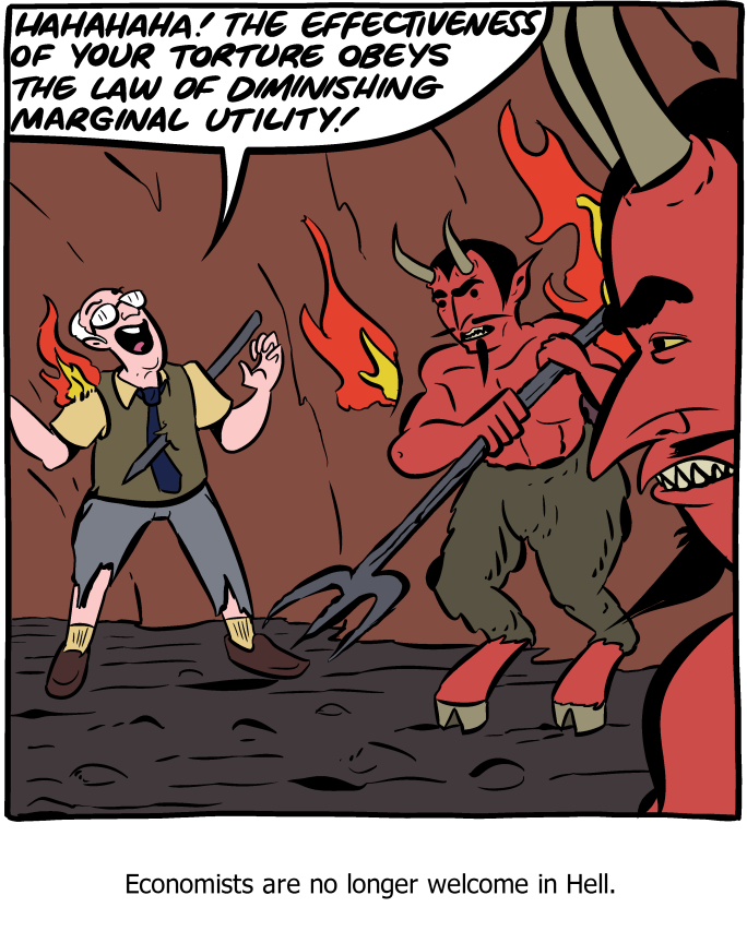 SMBC Economists No Longer Welcome in Hell